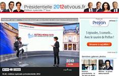 Gestion des lives vidéo M6 et RTL pour les 2 tours des présidentielles