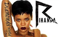 Gestion vidéo et partenariat musique - Rihanna 777 tour