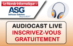 Campagne audiocast ASG