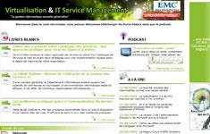PartnerZone EMC² : Virtualisation & IT Service Management