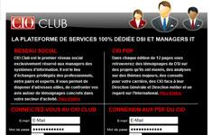 Réseau Social : le CIO Club